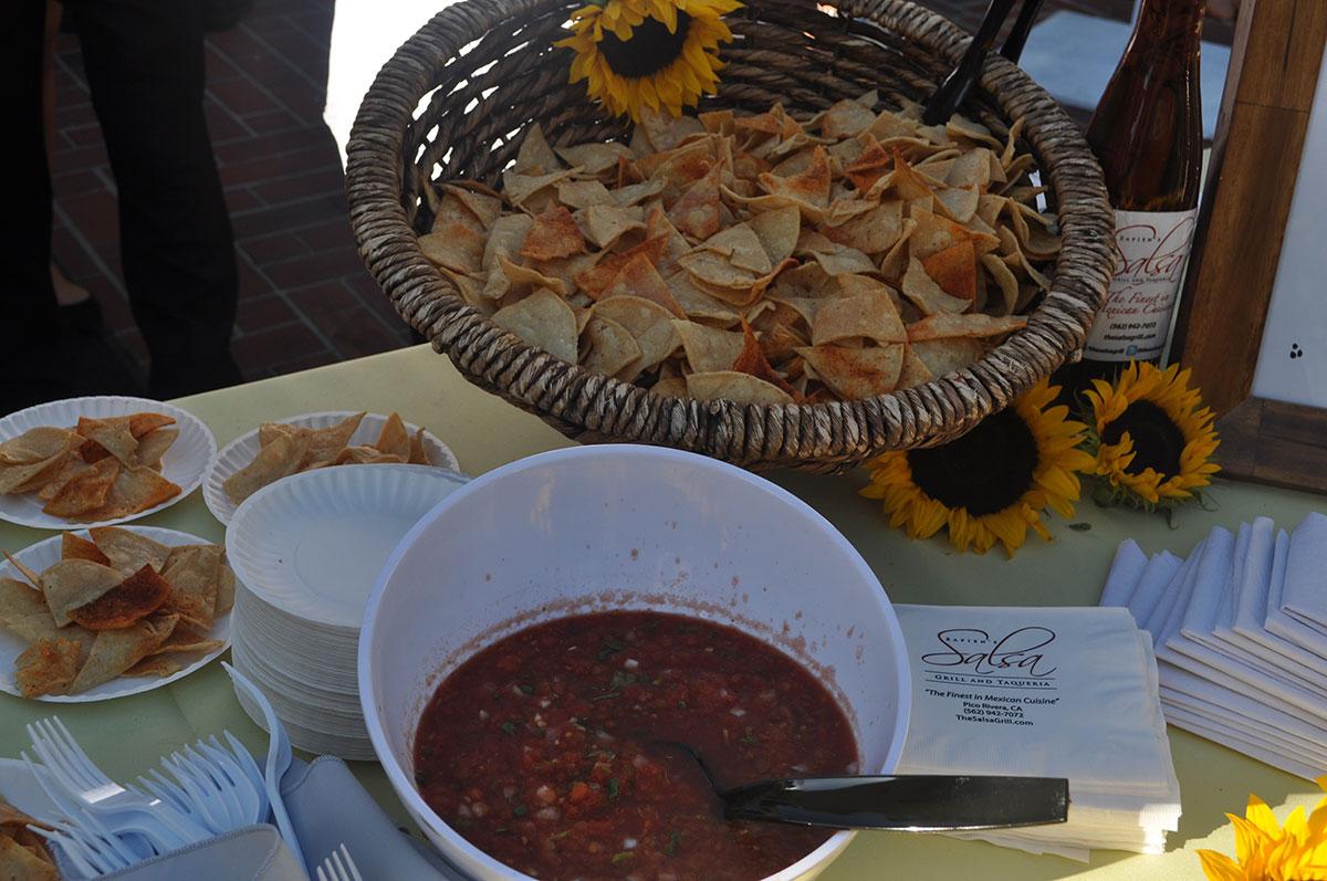 Salsa Grills at East LA Meets Napa 2015