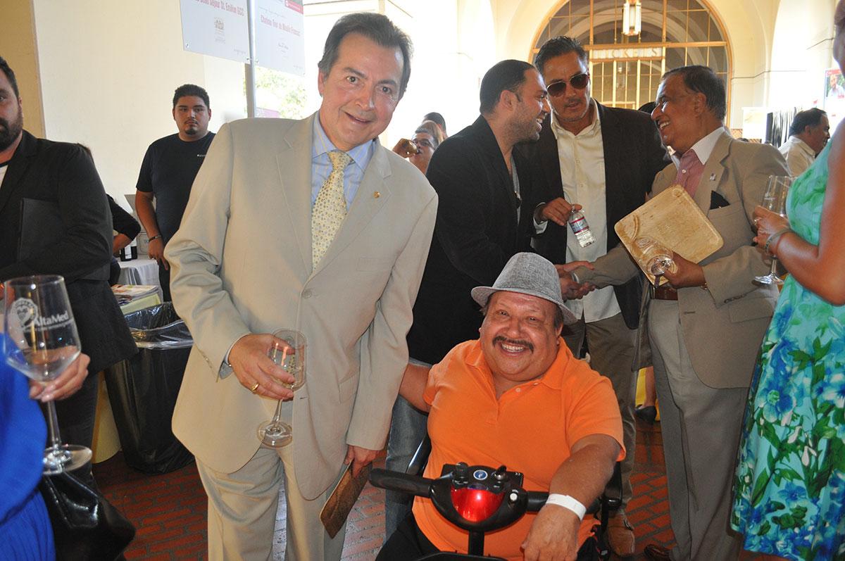 East LA Meets Napa 2015