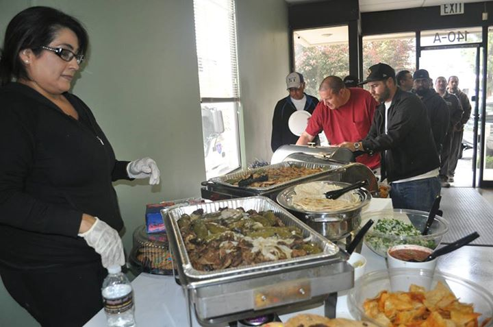 Salsa Grill Catering at ROW