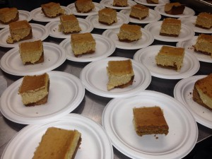 Chef MZ's Pumpkin Cheesecake