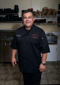 Cal High to Name Kitchen After Chef Marco Zapien