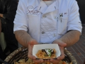 Chef Marco Zapien at East LA Meets Napa 2015