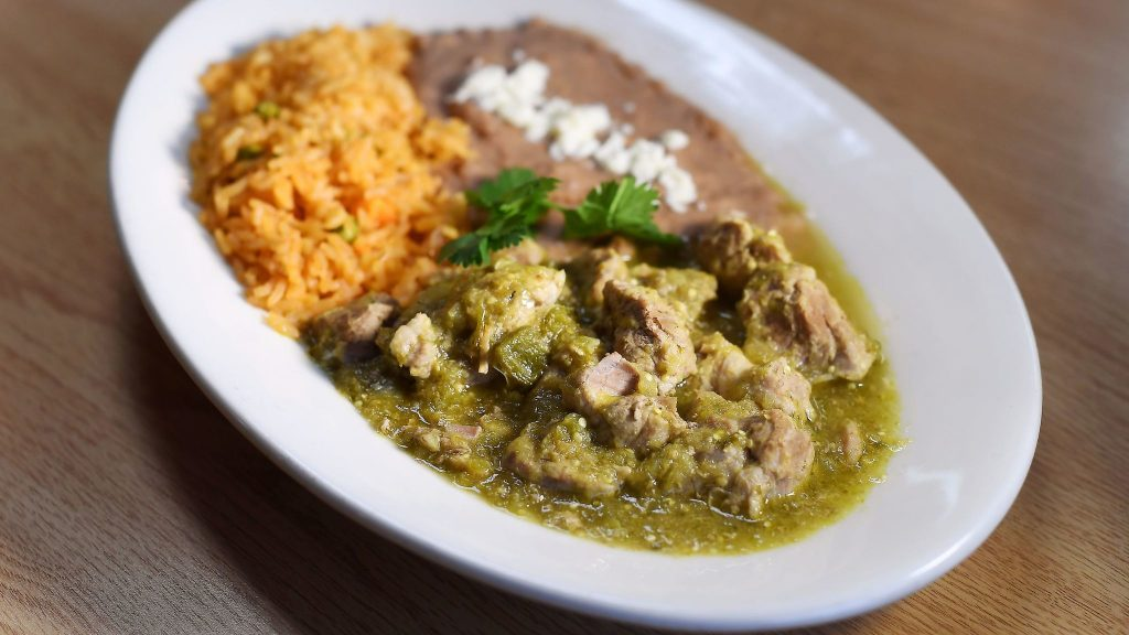 Salsa Grill Makes LA's Top 5 Places for Chile Verde